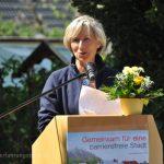Cornelia Schlick, Leiterin des Projekts
